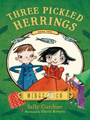 cover image of Three Pickled Herrings