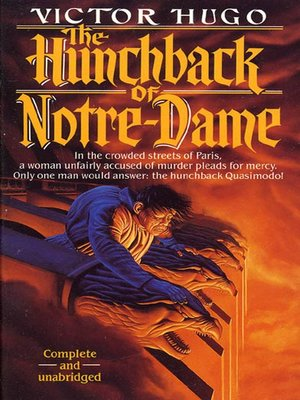 cover image of The Hunchback of Notre-Dame