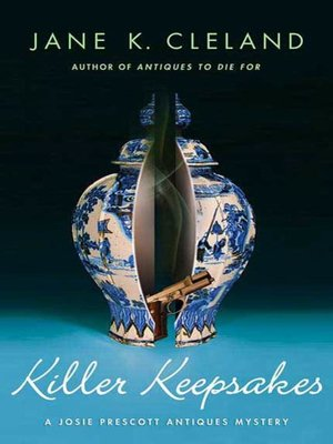 cover image of Killer Keepsakes