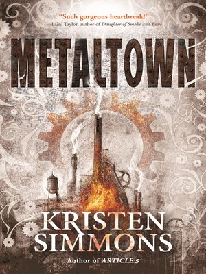 cover image of Metaltown