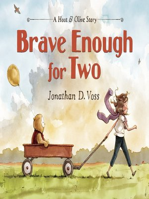 cover image of Brave Enough for Two