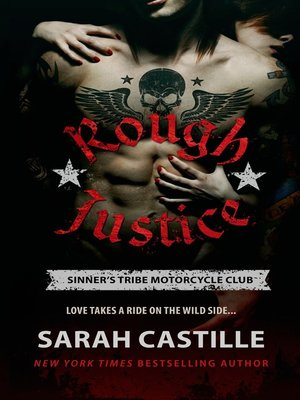cover image of Rough Justice--Sinner's Tribe Motorcycle Club