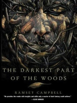 cover image of The Darkest Part of the Woods