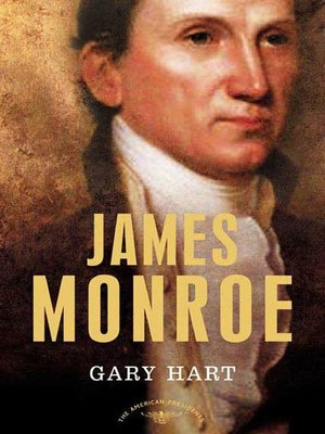 cover image of James Monroe