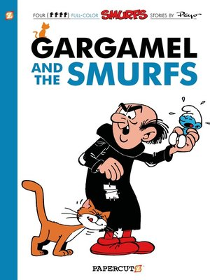 cover image of Gargamel and the Smurfs