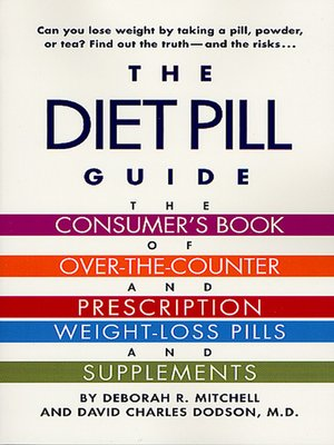 cover image of The Diet Pill Guide