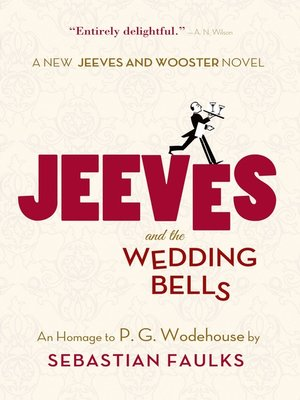 cover image of Jeeves and the Wedding Bells