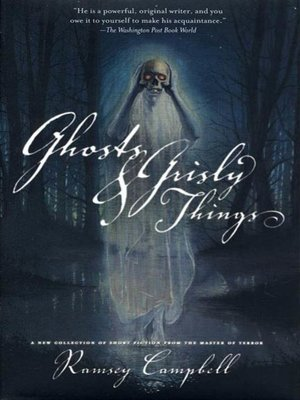 cover image of Ghosts and Grisly Things
