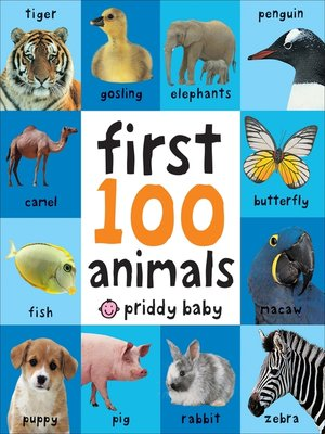 cover image of First 100 Animals