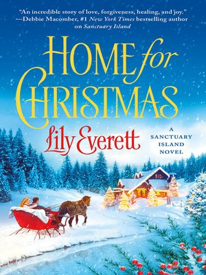 cover image of Home for Christmas--Sanctuary Island Book 4