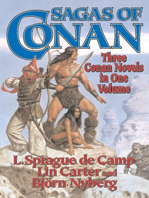cover image of Sagas of Conan