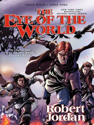 cover image of The Eye of the World, Volume 4
