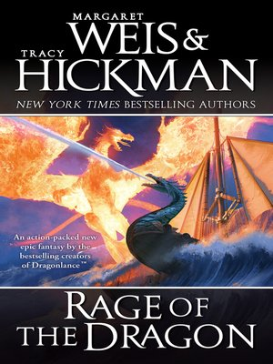 cover image of Rage of the Dragon