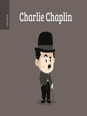 cover image of Pocket Bios--Charlie Chaplin