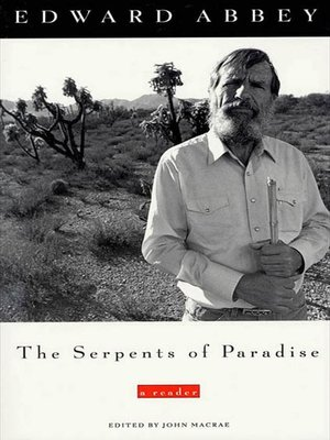 cover image of The Serpents of Paradise