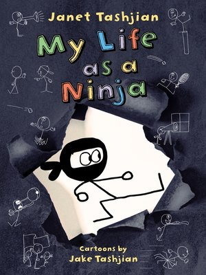 cover image of My Life as a Ninja