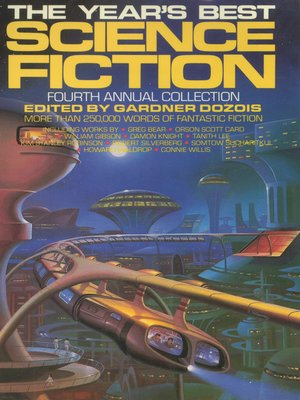 cover image of The Year's Best Science Fiction
