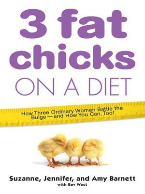 cover image of 3 Fat Chicks on a Diet