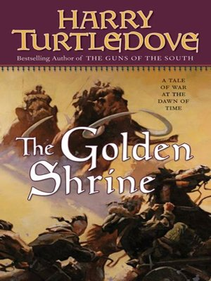 cover image of The Golden Shrine