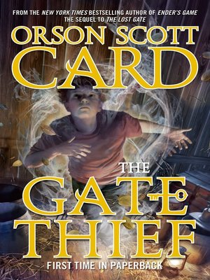 cover image of The Gate Thief