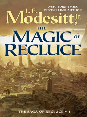 cover image of The Magic of Recluce