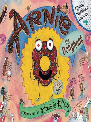 cover image of Arnie, the Doughnut