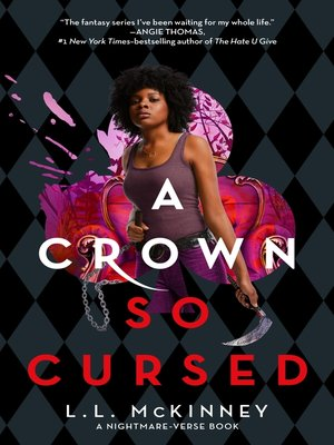 cover image of A Crown So Cursed