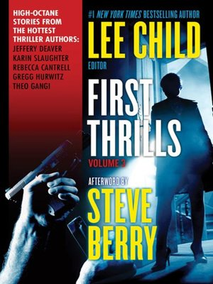 cover image of First Thrills, Volume 3