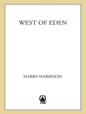 cover image of West of Eden Series, Book 1