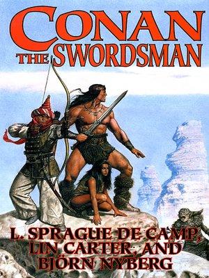 cover image of Conan the Swordsman