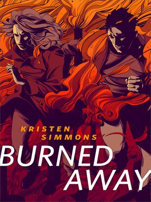 cover image of Burned Away