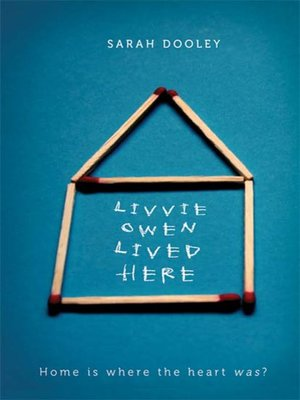 cover image of Livvie Owen Lived Here