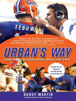 cover image of Urban's Way
