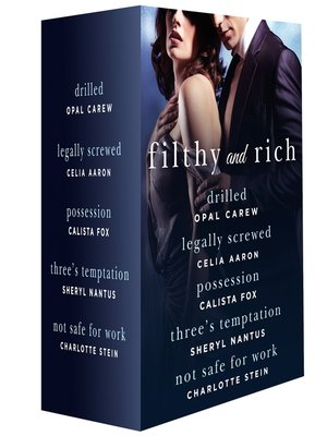 cover image of Filthy and Rich