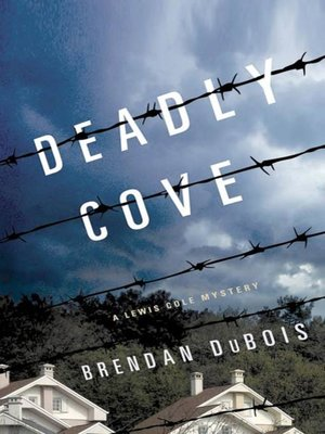 cover image of Deadly Cove--A Lewis Cole Mystery