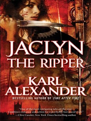 cover image of Jaclyn the Ripper