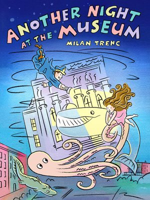 cover image of Another Night at the Museum