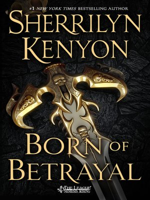 cover image of Born of Betrayal