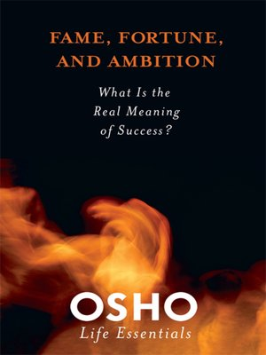 cover image of Fame, Fortune, and Ambition