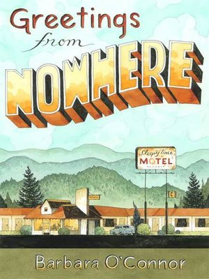cover image of Greetings from Nowhere