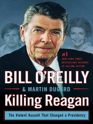 cover image of Killing Reagan