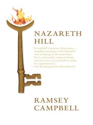 cover image of Nazareth Hill