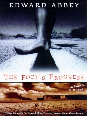 cover image of The Fool's Progress