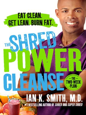cover image of The Shred Power Cleanse