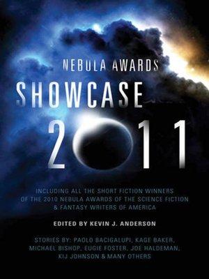 cover image of The Nebula Awards Showcase 2011