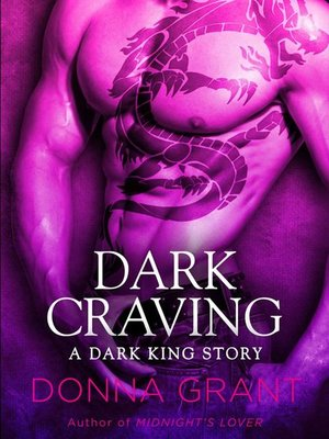 cover image of Dark Craving
