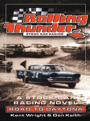 cover image of Road to Daytona