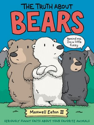 cover image of The Truth About Bears
