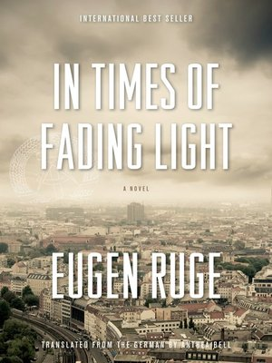 cover image of In Times of Fading Light