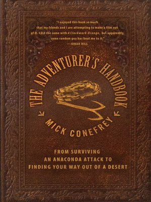 cover image of The Adventurer's Handbook